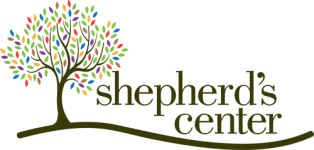 Shepherd's Center Blog Logo