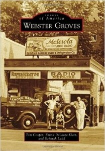 Images of America Webster Groves Book Cover AIL 7 10