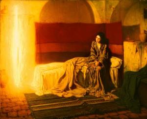 Tanner Annunciation
