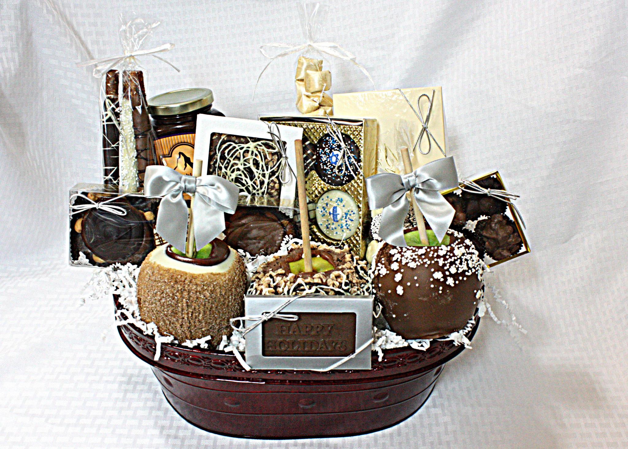 Help fill our gift baskets shepherd 39 s center blog for Homemade baked goods gift basket ideas